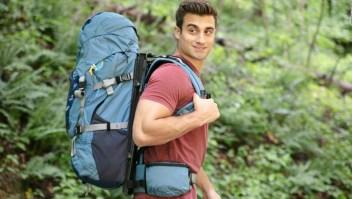 """Esta mochila """"flota"""" en tu espalda"""