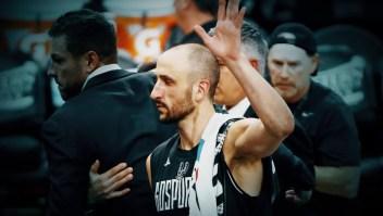 El legado de Manu Ginóbili en la NBA
