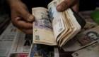 Monedas en caída libre