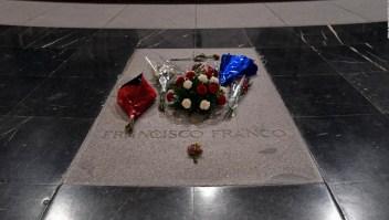 #ElDatoDeHoy: Exhumación de Francisco Franco en marcha