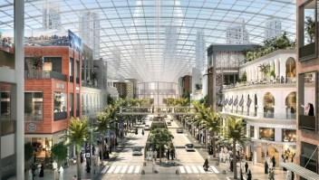 Galvanizando su estatus como un importante destino de compras, los desarrolladores en Dubai han lanzado planes para un nuevo centro comercial colosal. Llamado Dubai Square, tendrá unos 743.000 metros cuadrados de espacio comercial, el doble de Dubai Mall, actualmente el centro comercial más grande del mundo por área total.
