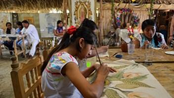 Las creaciones indígenas tienen un uso libre dentro de sus propias comunidades. (Crédito: Héctor