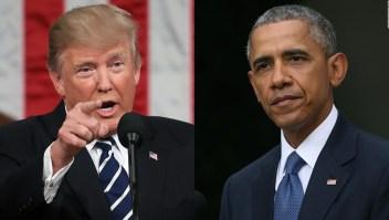 Trump y Obama agitan el debate electoral en EE.UU.