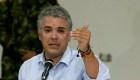 """Duque exige al ELN terminar con las """"acciones criminales"""""""