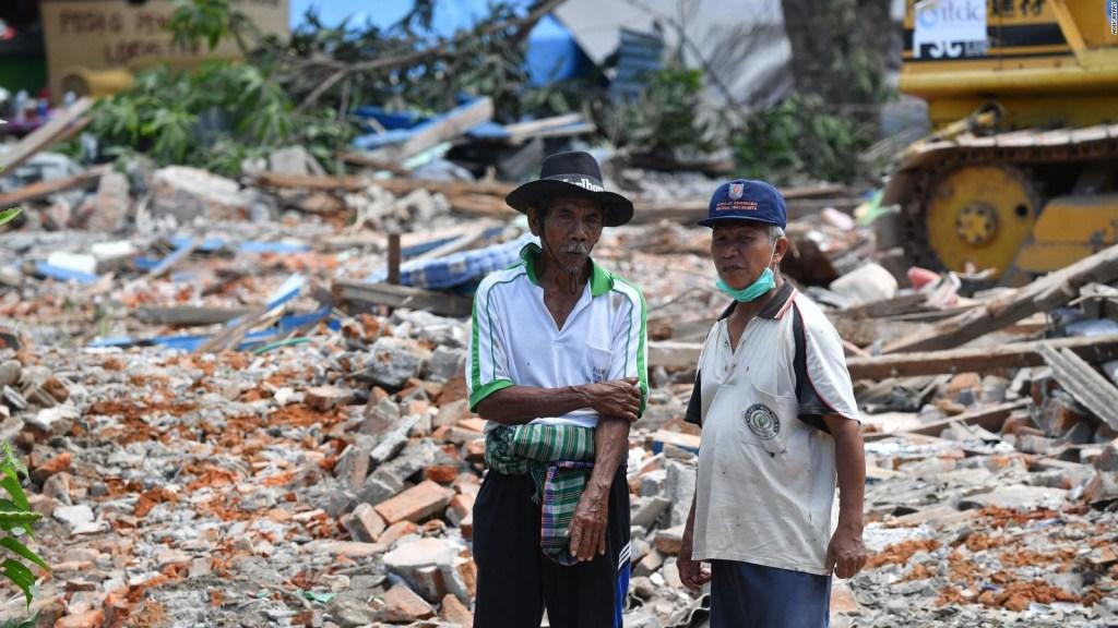 Lombok se recupera lentamente tras el atentado