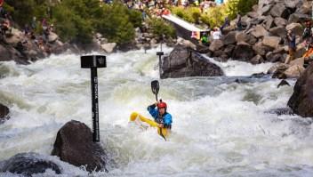 Estos rápidos asustan hasta a los más intrépidos kayakistas