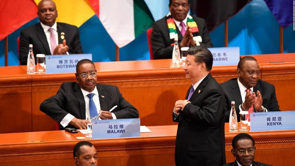 China destinará 60 mil millones de dólares a África