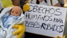 Caso de robo de bebés en España espera veredicto