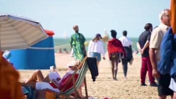 Deauville: playa, caballos y elegancia.