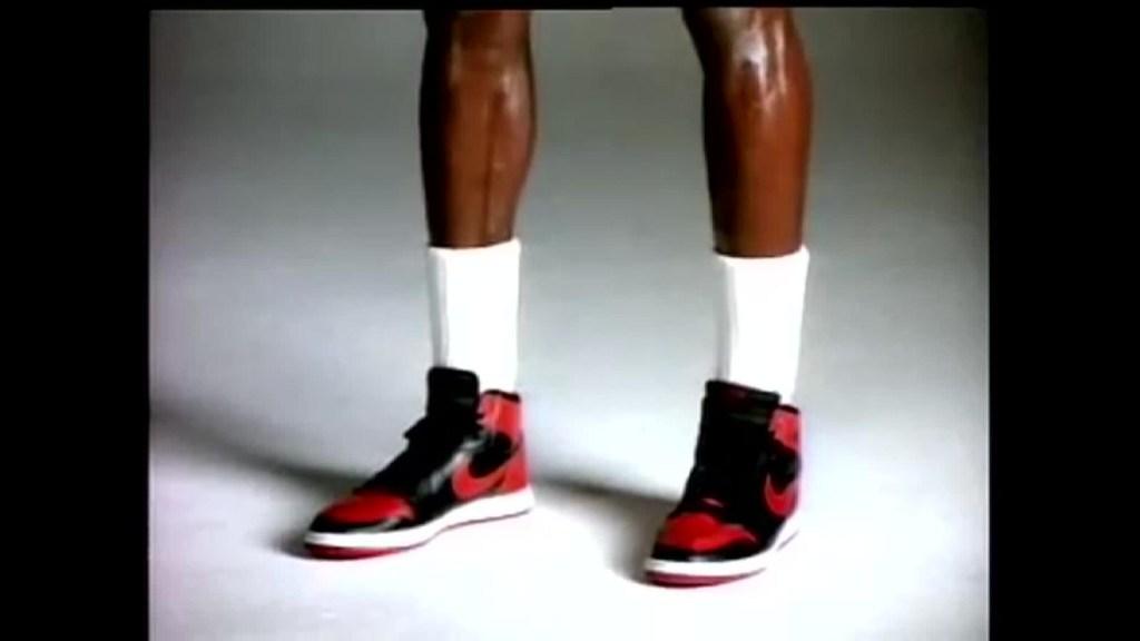 Hace 33 años Nike también causó polémica