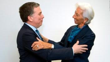 El FMI se compromete a ayudar a Argentina