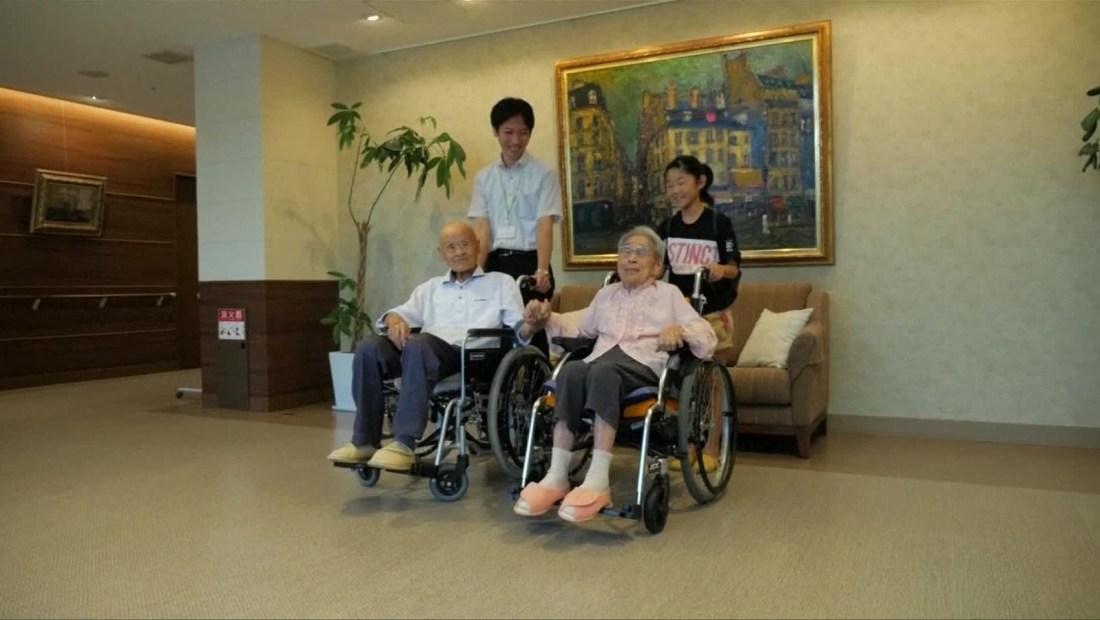 Masao y Miyako: 80 años casados