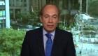 Calderón espera que AMLO tome decisiones correctas