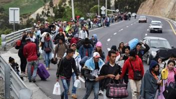 """Carlos Vecchio: """"Todos los países les han abierto las puertas a los venezolanos"""""""
