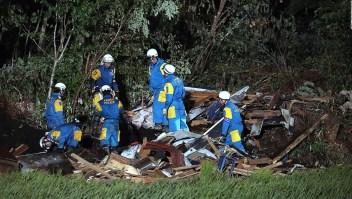 Japón busca sobrevivientes bajo tierra tras terremoto de magnitud 6,7