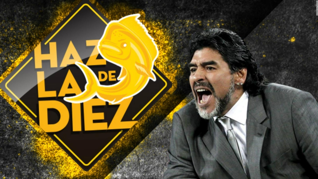 Diego Maradona sorprende: deja Bielorrusia para ir a Sinaloa