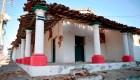 Exigen reconstrucción a un año del sismo en el sur de México
