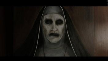 La Monja: el terror llegó al cine