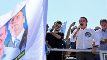 ¿Quién es el candidato populista Jair Bolsonaro?