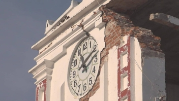 Aún es visible en Oaxaca la destrucción por el sismo