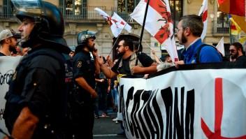 Presidente de Cataluña quiere hacer efectiva la república