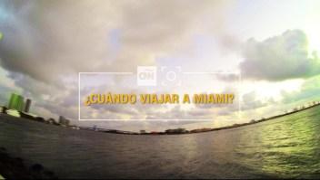 ¿Cuándo viajar a Miami?