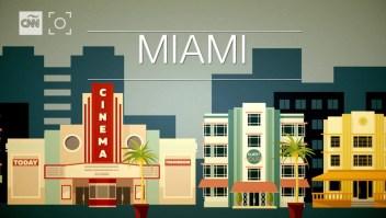 Visita el complejo más grande de Art Deco del mundo...y está en Miami.