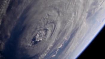 Desde el espacio: así se ve la monstruosa Florence