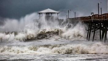 FEMA prevé inundaciones catastróficas por Florence