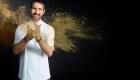 """Chef Sebastián La Rocca: """"La cocina es para divertirse"""""""
