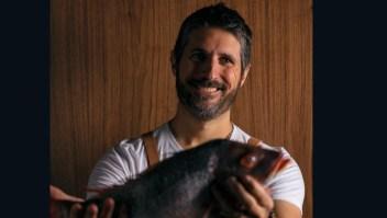 El chef Sebastián La Rocca cuenta cómo ha sido la evolución de su carrera