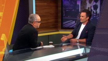 Una charla íntima con Juan Pablo Raba