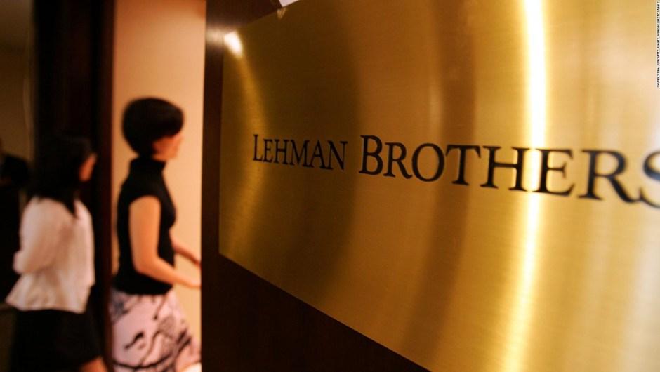 #CifraDelDía: Diez años de la caída de Lehman Brothers