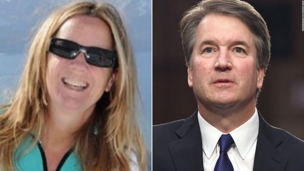 Presión contra Kavanaugh por acusación de abuso sexual