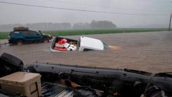 Mira la destrucción de Florence en las Carolinas