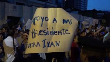 Guatemala en controversia con la ONU