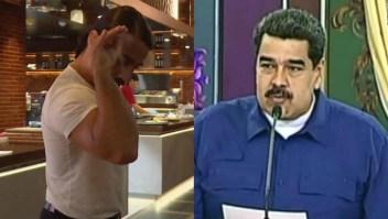 Maduro habla sobre su visita al restaurante de Salt Bae