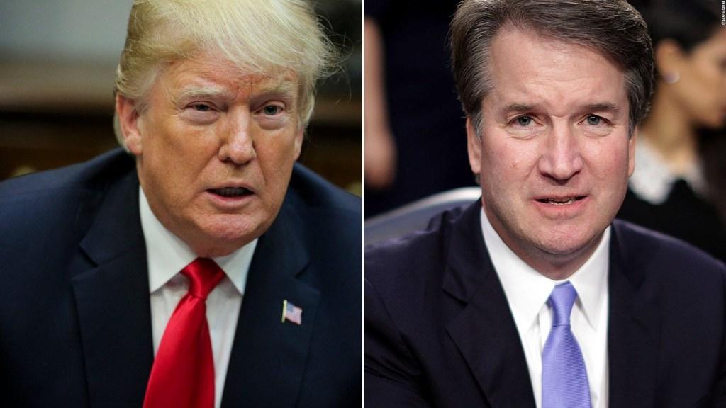 La confirmación de Kavanaugh para la Corte Suprema queda en suspenso por denuncia de una mujer