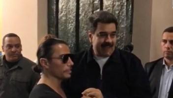 Así reaccionaron los venezolanos a la costosa cena de Maduro