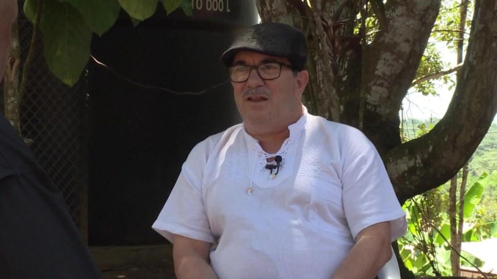 """Exclusivo CNN: """"Timochenko"""" dice que """"Guacho"""" es un bandido"""