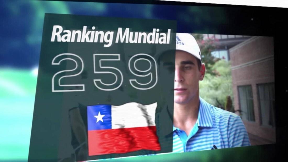 Joaquín Niemann habla de su rápido ascenso en la PGA