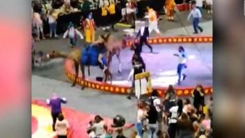 Caos en un circo de Pittsburg