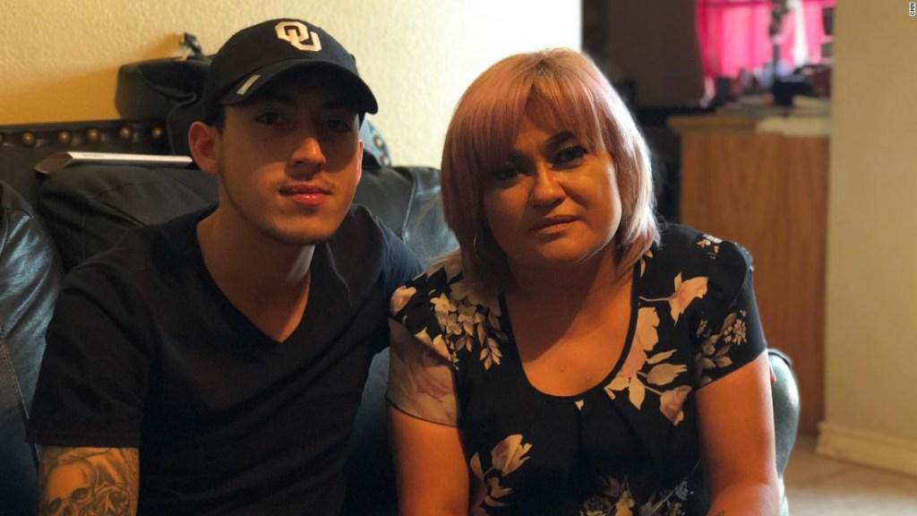 Erica Peña escapó de un agente fronterizo considerado asesino serial
