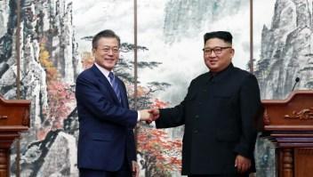 """Corea del Norte y del Sur acuerdan una era de """"no guerra"""""""
