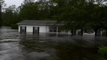 Regresan a casa los residentes de Carolina del Norte
