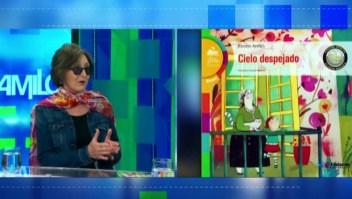 """Emma Artiles explica el origen de """"Cielo Despejado"""""""
