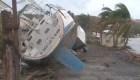 Así llegó el huracán María hace un año a Puerto Rico
