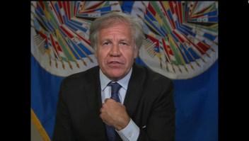 ¿Acaso la OEA no podía contestar a la queja del gobierno español con la excepción de la verdad?