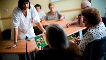 ¿Qué se siente tener alzhéimer? Un barrio hizo este experimento