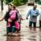 Inundaciones en Sinaloa, México